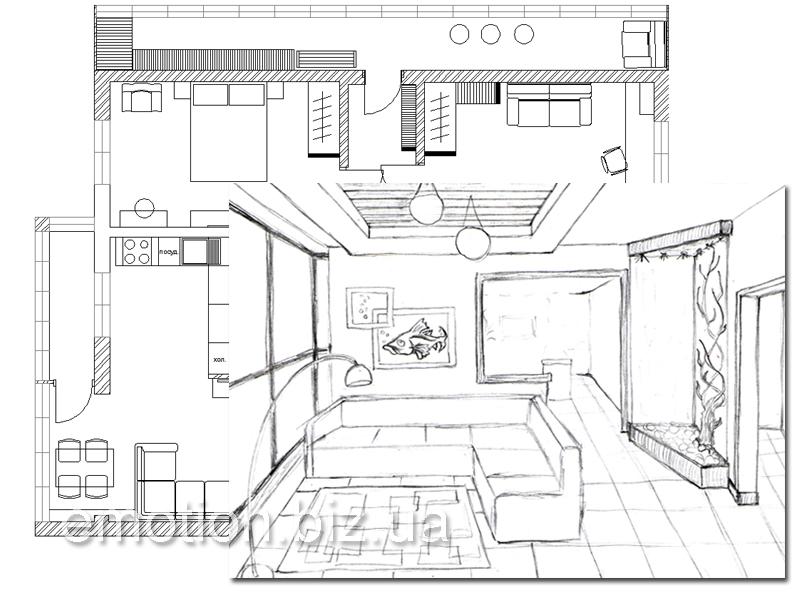 Дизайн проект помещения стоимость